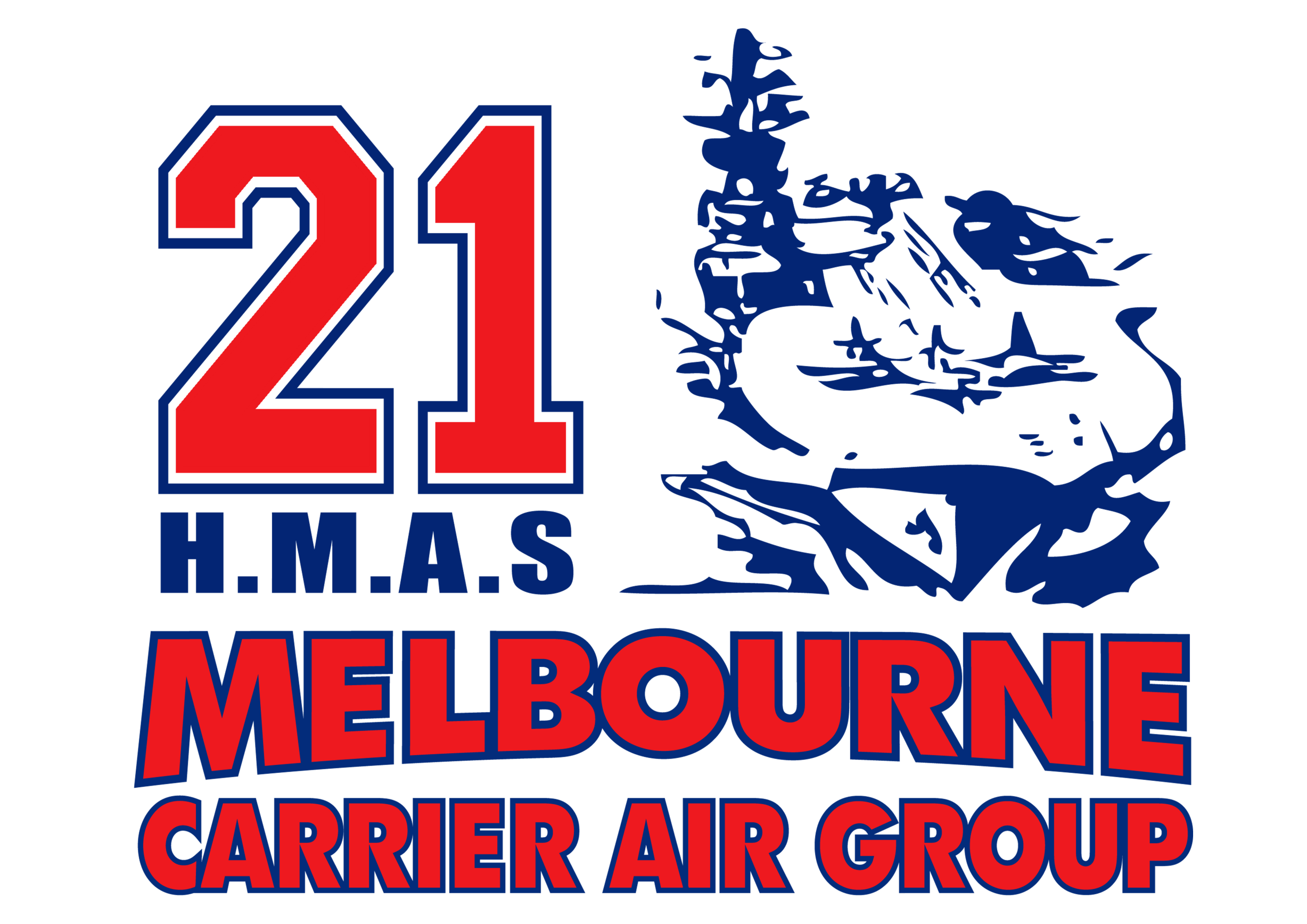 HMAS MELBOURNE T-SHIRT